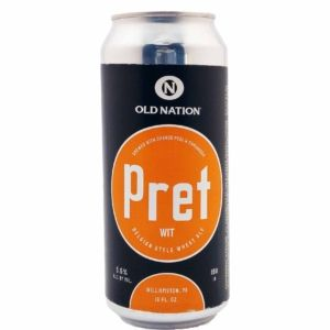 Pret Wit Old Nation Brewing Co.