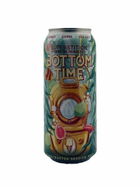 Bottom Time Superstition Meadery