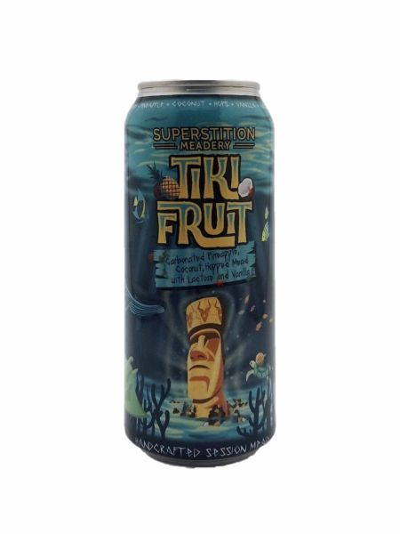 Tiki Fruit Superstition Meadery