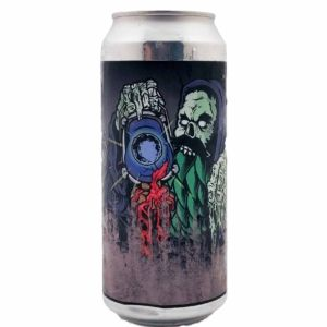 Fog Zombie Beer Zombies Brewing Co.
