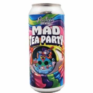 Mad Tea Party (keep cold) Pontoon Brewing