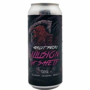 Illusion of Safety [Blueberry + Raspberry + Mango] (Ghost 983) Adroit Theory