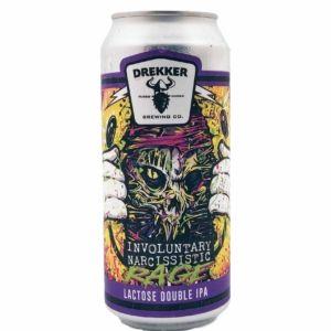 Involuntary Narcissistic Rage Drekker Brewing Company