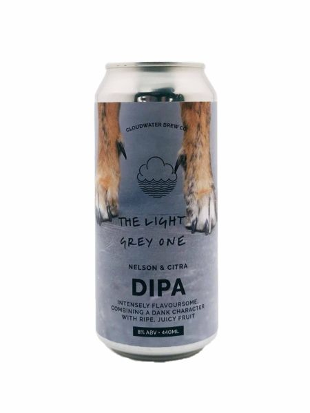 The Light Grey One Cloudwater Brew Co.