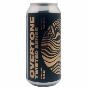 Twisted Sense Barrel Aged Imperial Stout Overtone Brewing Co