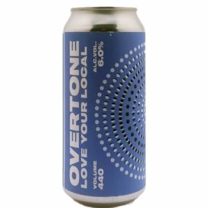 Love Your Local Overtone Brewing Co