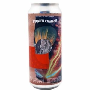 Sudden Change The Veil Brewing Co.
