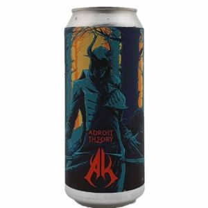 AK [Dissident Warrior] (Ghost 1023) Adroit Theory
