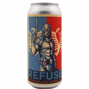 REFUSE (Ghost 1028) Adroit Theory