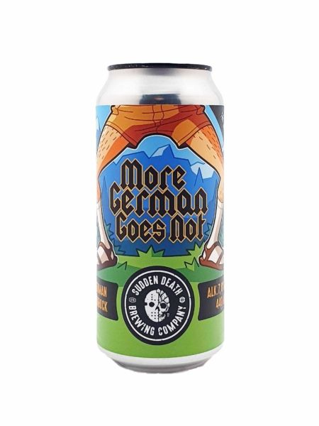 More German Goes Not Sudden Death Brewing Co.