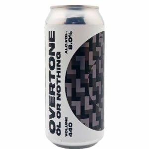 Ol Or Nothing Overtone Brewing Co