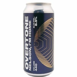 Nelson, I'm Home Overtone Brewing Co