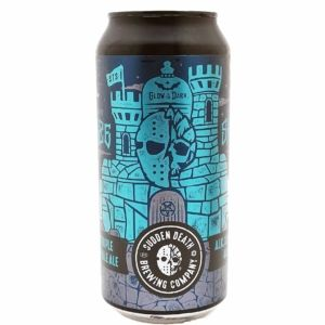Holiday At Castle Hazeskull Sudden Death Brewing Co.