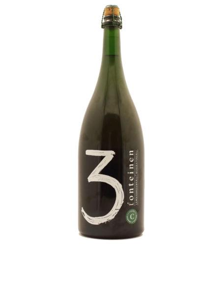 Oude Geuze (Cuvée Armand & Gaston) Sæson 2016/2017 blend # 23 1500 ml Magnum Brouwerij 3 Fonteinen