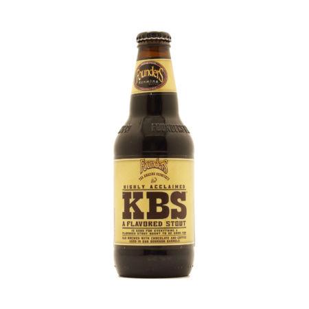 Kentucky Breakfast Stout 2018 BA Bourbon Founders