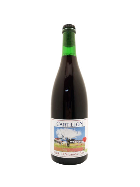 Kriek 2019 750 ml Brasserie Cantillon