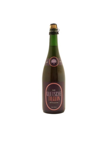 Quetsche a l'Ancienne 2017-2018 750 ml Gueuzerie Tilquin