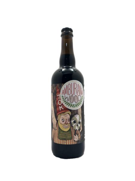 70K BA Bourbon/Amburana Against the Grain Brewery
