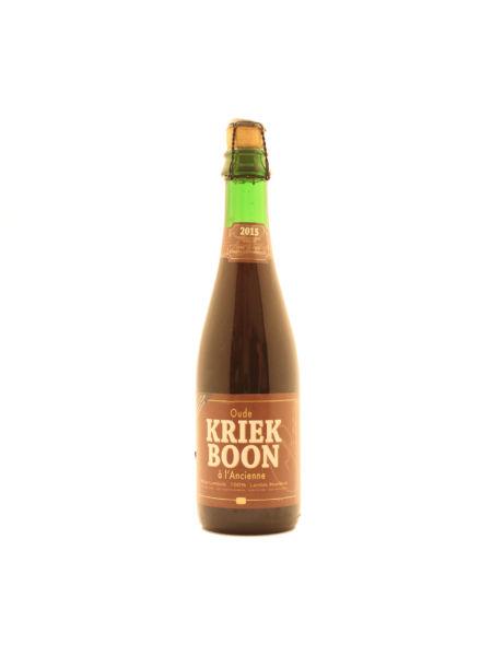 Oude Kriek 2015 Brouwerij F. Boon