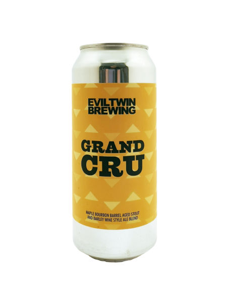 Grand Cru BA Maple Bourbon Syrup Evil Twin Brewing
