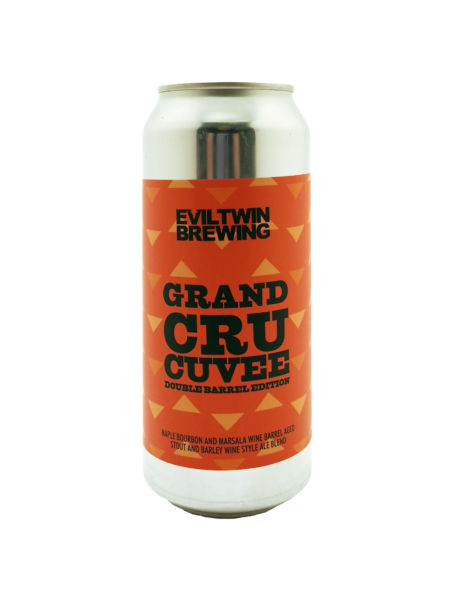 Grand Cru Cuvee BA Maple Bourbon Syrup and Masala wine Evil Twin Brewing