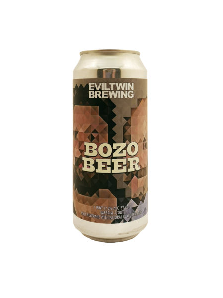 Bozo Beer Evil Twin Brewing