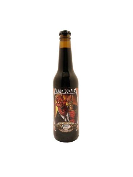 Black Donald BA Whiskey Amager Bryghus