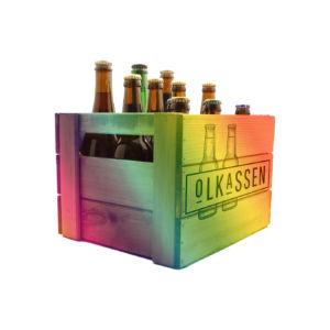Blandet kasse