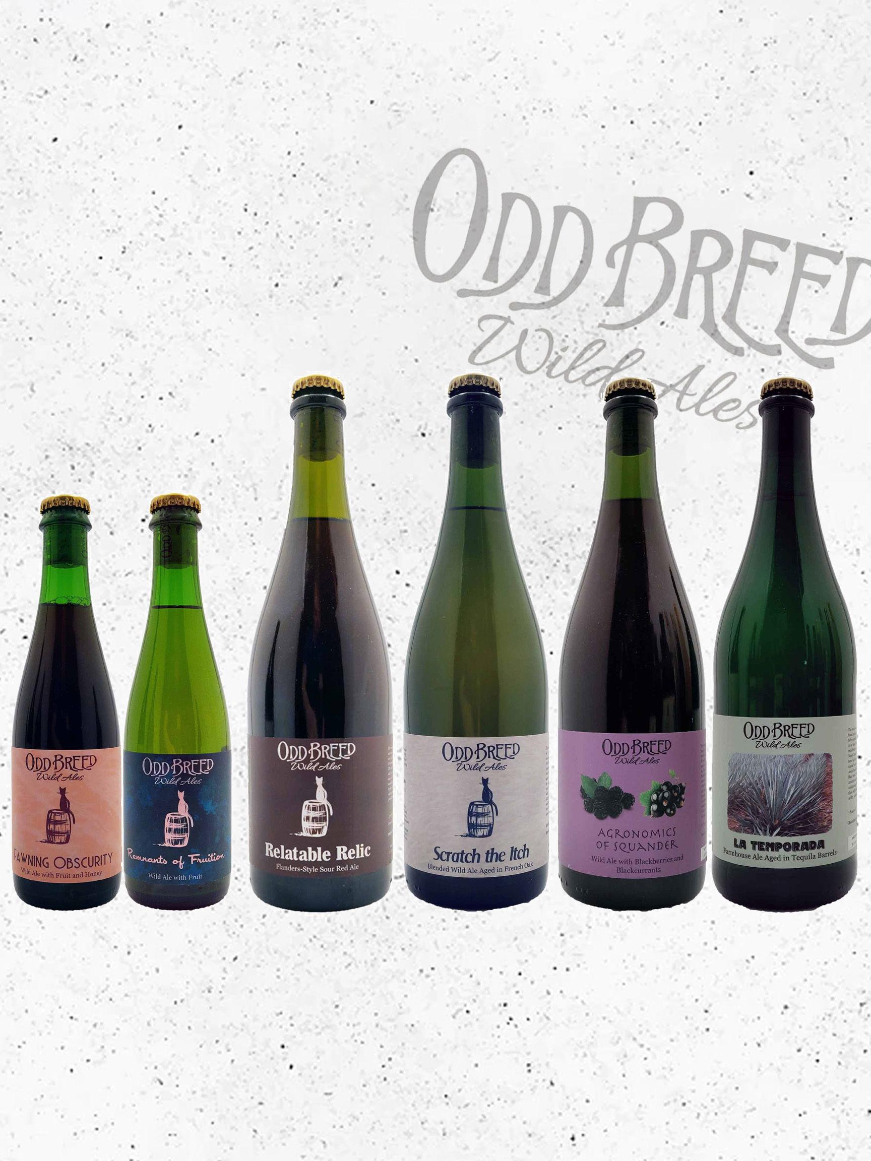 Odd Breed bundle