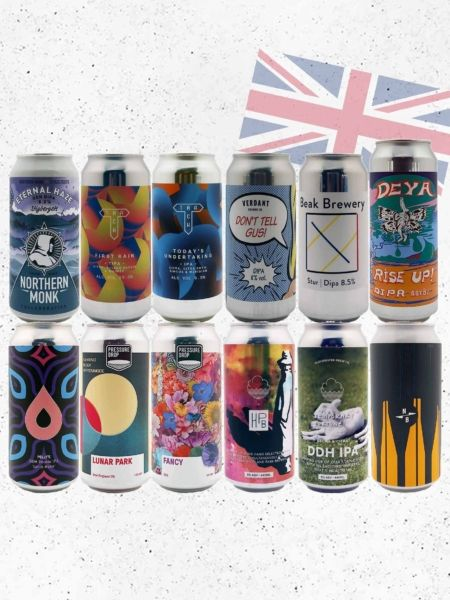 UK Hops bundle