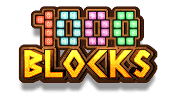 1000 Blocks logo