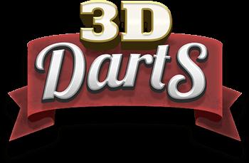 3D Dart logo