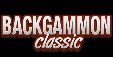 Backgammon Classic logo