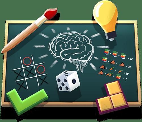 Brain Trainer figure