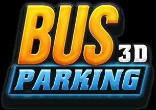 Bus Parking 3D logo