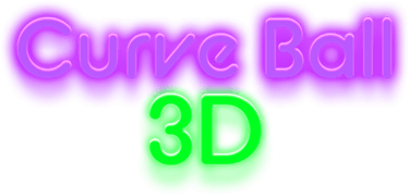 Curve Ball 3D logo