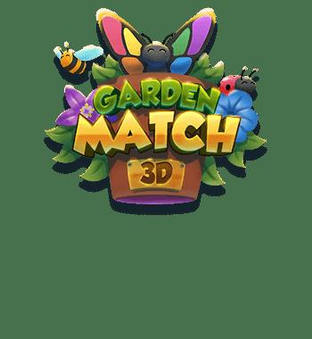 Garden Match 3D logo