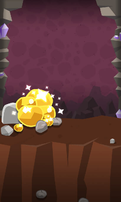 Gold Miner Tom background