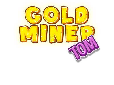 Gold Miner Tom logo