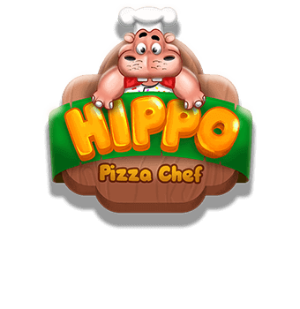 Hippo Pizza Chef logo