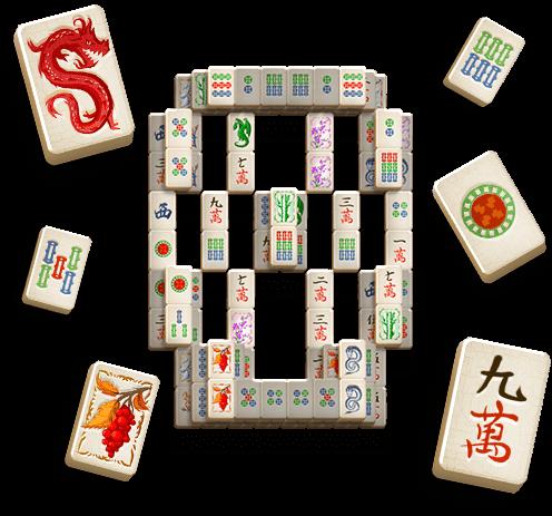 Mahjong Classic figure