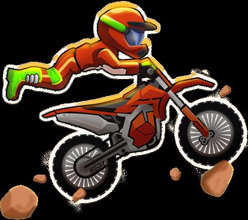Moto X3M figure
