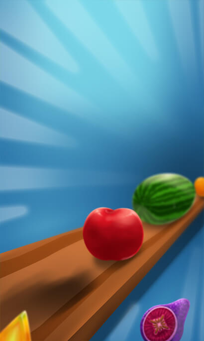 Slice Rush background