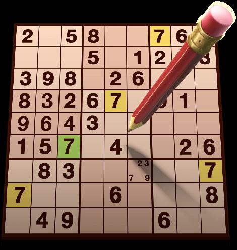 Sudoku Classic figure