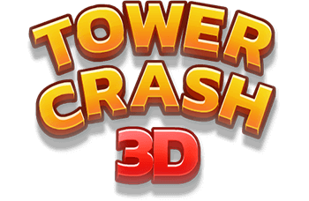 Tower Crash 3D logo