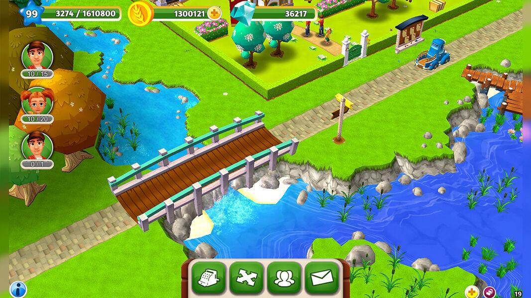 Play My Free Farm 2 - Famobi HTML5 Game Catalogue