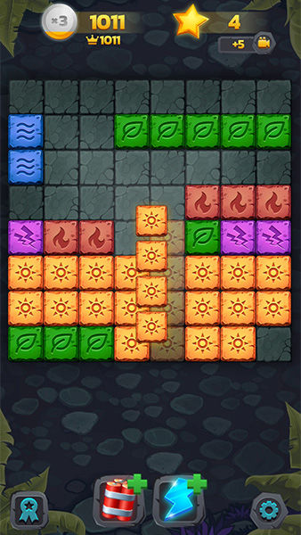 Play Element Blocks - Famobi HTML5 Game Catalogue