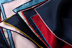 Budd Silk Pocket Squares