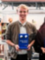 The Conran Shop Design Award Shortlisted designer, Tristan Hibberd