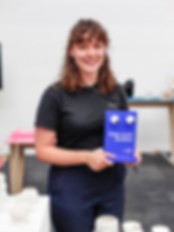 The Conran Shop Design Award Shortlisted designer, Elena Samms